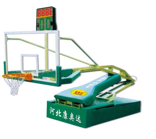 KAD-B001-电动液压篮球架