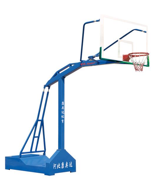 KAD-B002-B-箱式固定篮球架