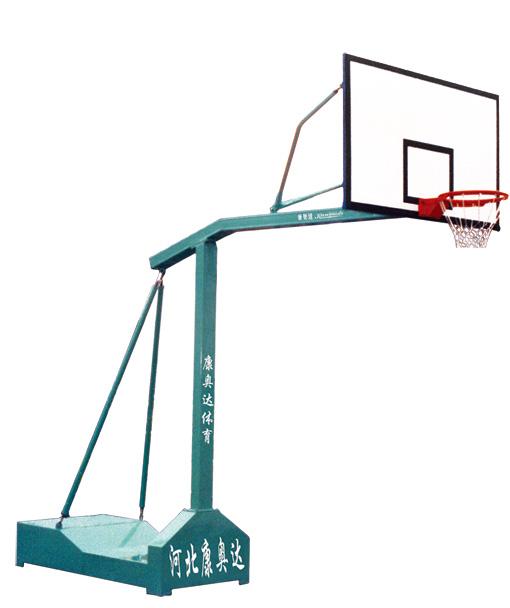 KAD-B004-A 包箱式篮球架