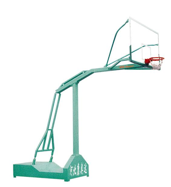 KAD-B004-B包箱式篮球架