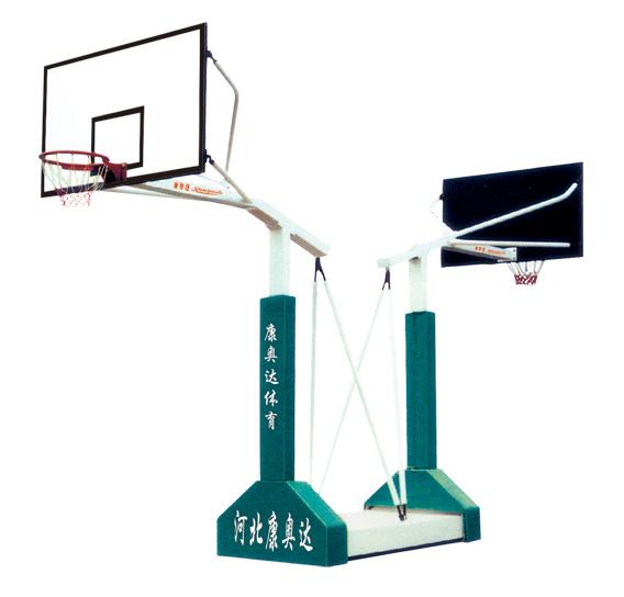 KAD-B005-B 箱式双臂海燕篮球架