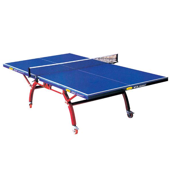 KAD-A006 双折有轮彩虹乒乓球台