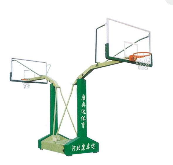 KAD-B010 箱式双臂篮球架