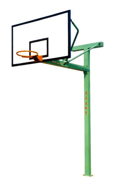 KAD-B011 固定式单臂篮球架