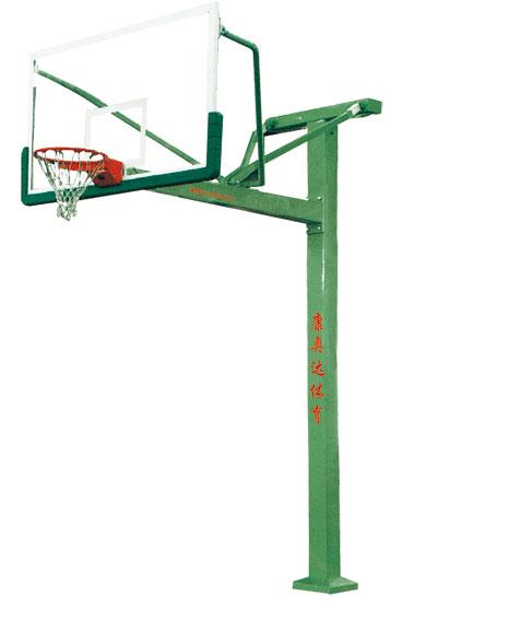 KAD-B012 固定式单臂篮球架