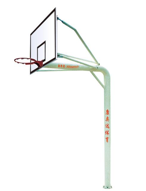 KAD-B014-A 地埋单臂篮球架