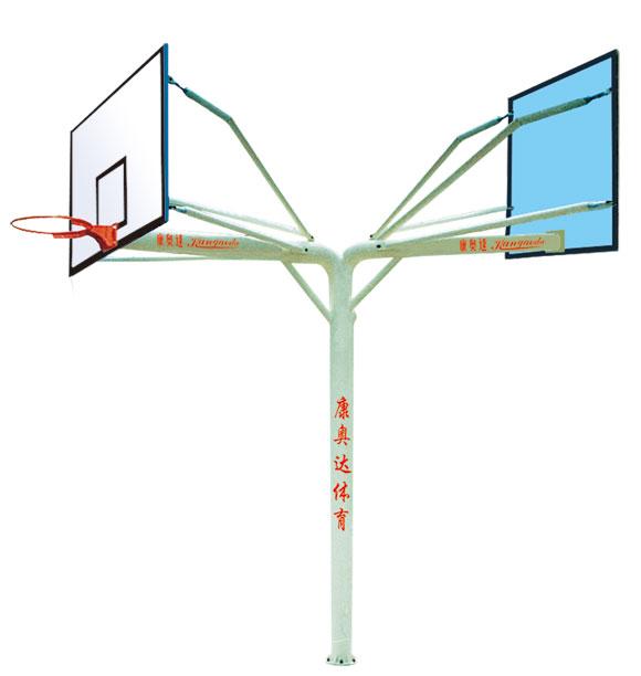KAD-B014-B 地埋双臂篮球架