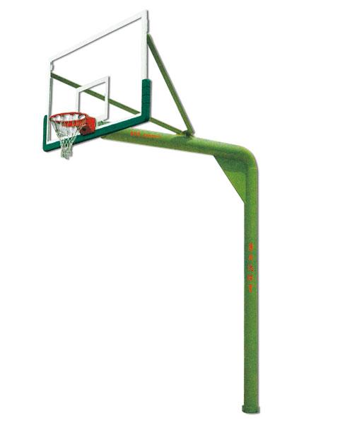 KAD-B014-D 地埋单臂篮球架