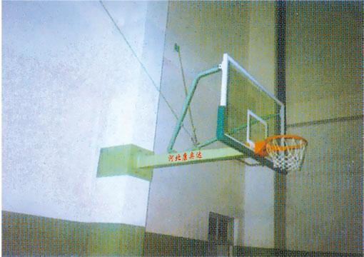 KAD-B017 墙壁悬挂式篮球架