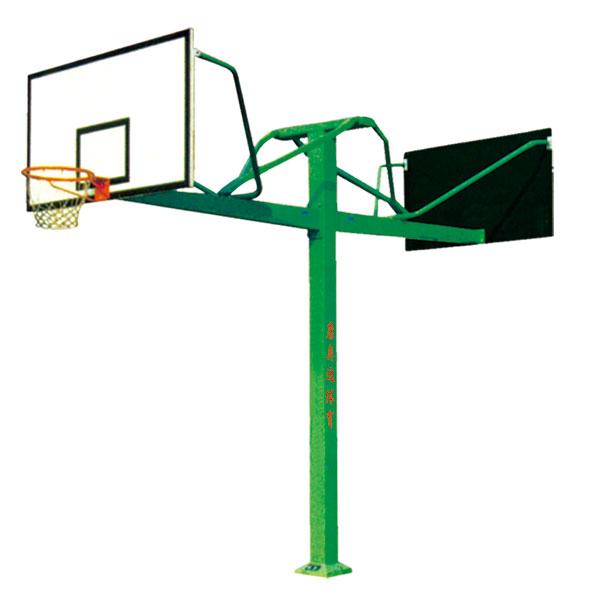 KAD-B018 地埋双臂篮球架