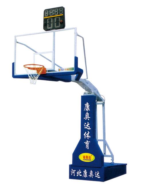 KAD-B027 手动液压篮球架