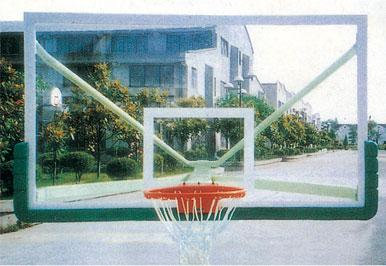 安全钢化玻璃篮球板 市场价:4000元/副