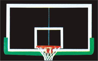 有机玻璃篮球板