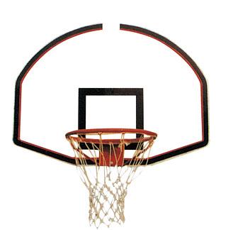 休闲篮球板
