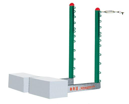 KAD-C005-移动式排羽网三用柱