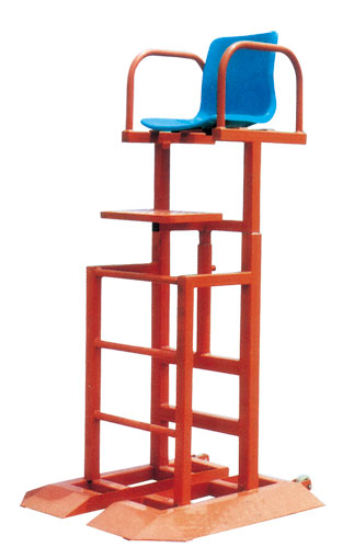 KAD-C006-可调式排球裁判椅