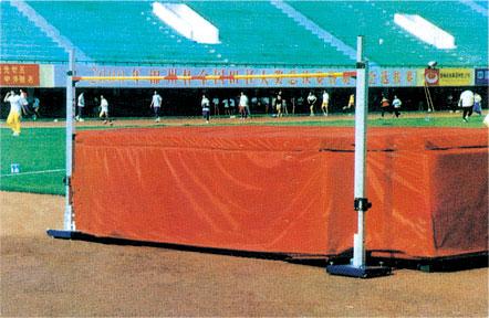 KAD-D008比赛跳高架(跳高海绵包)