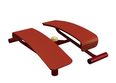 仰卧起坐板KAD-GX028