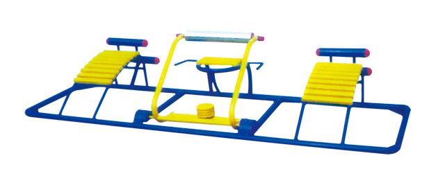 KAD-G044 腰背腹肌训练器