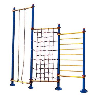 KAD-G061爬绳、爬网组合