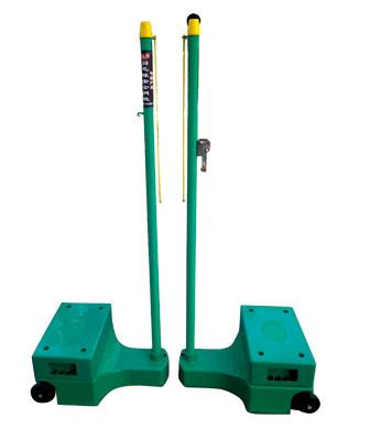 KAD- C008配重式羽毛球柱