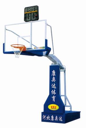 KAD-B004手动液压篮球架