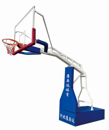 KAD-B005手动液压篮球架