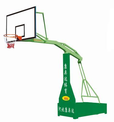 KAD- B006仿液压平箱式篮球架