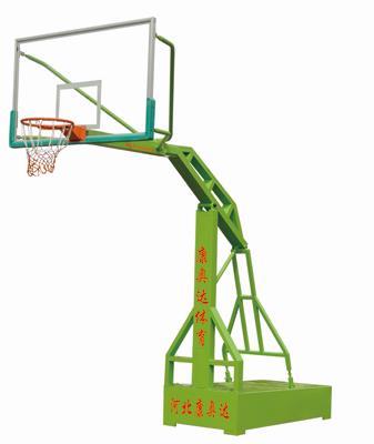 KAD- B007移动式仿液压篮球架
