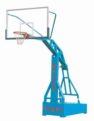 KAD- B008仿液压式篮球架