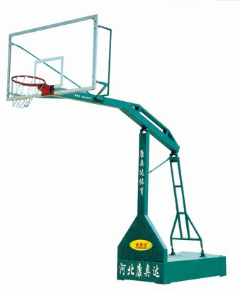 KAD- B009平箱式篮球架