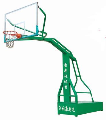 KAD- B012平箱式篮球架