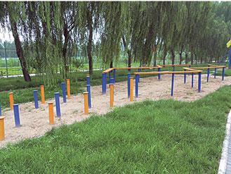 KAD-J012 步步高曲折桥